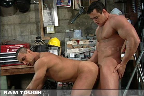 Ace Hanson and Alex Fuerte