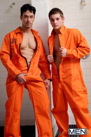 Rafael Alencar and Johnny Rapid