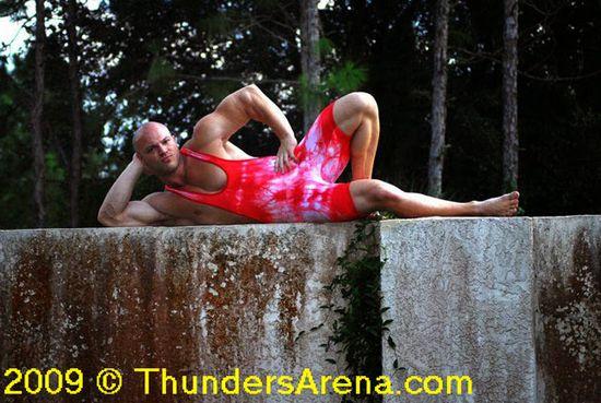 Thunders Arena Kyle Stevens