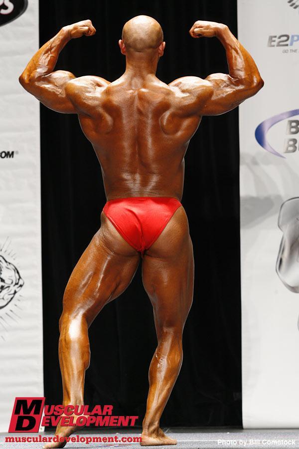 Daniel Rivera - 2009 NPC Orange County Muscle Classic