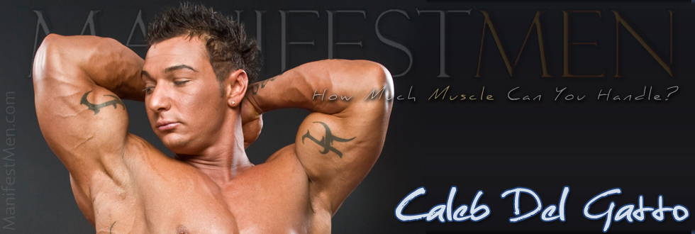 Manifest Men Caleb del Gatto