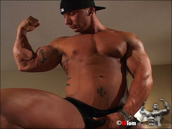 Caleb - Muscle Worship Cinema 538