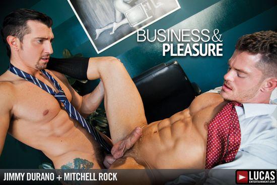 Jimmy Durano Interviews Hot Bottom Mitchell Rock
