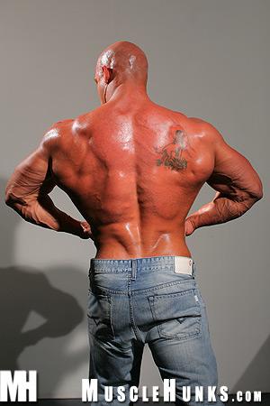 MuscleHunks Peter Latz