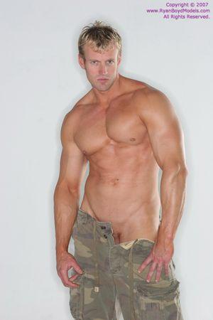 Ryan Boyd Models Dave Nathan