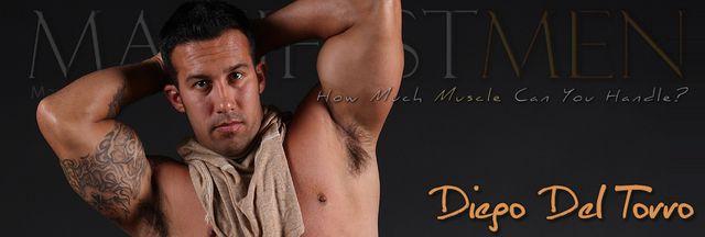 Manifest Men Diego del Torro