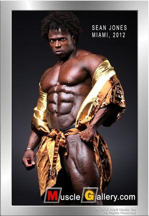 Muscle Gallery Sean Jones