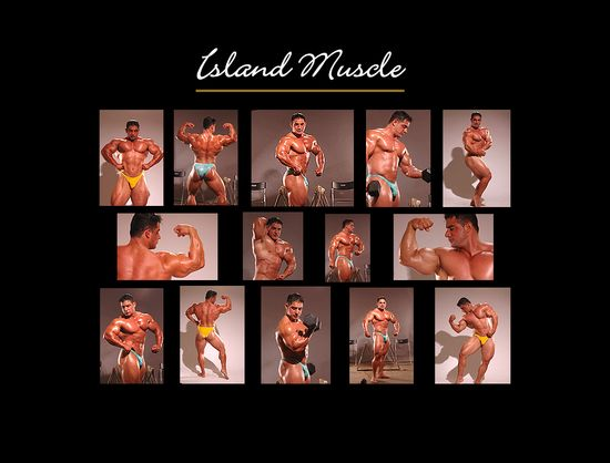 Jimmy Z Productions Island Muscle