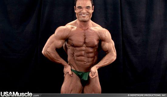 Troy Tate - 2009 NPC USA Bodybuilding Championships