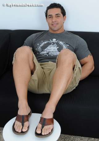 Sonnys Perfect Size 10 1/2 Bare Feet