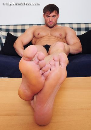 Sasha's Size 11s In Dark Socks and Bare_62