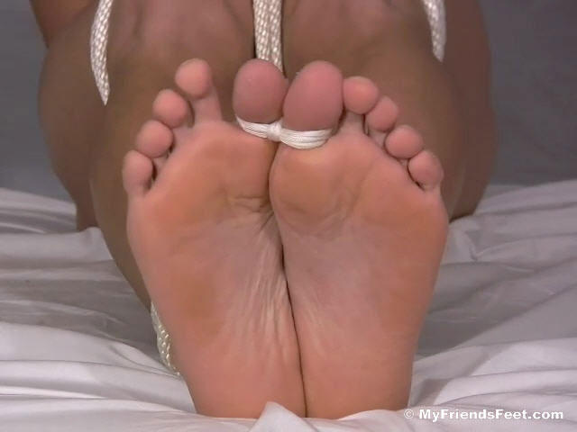 Ace Hanson Bound, Tickled and Worshiped