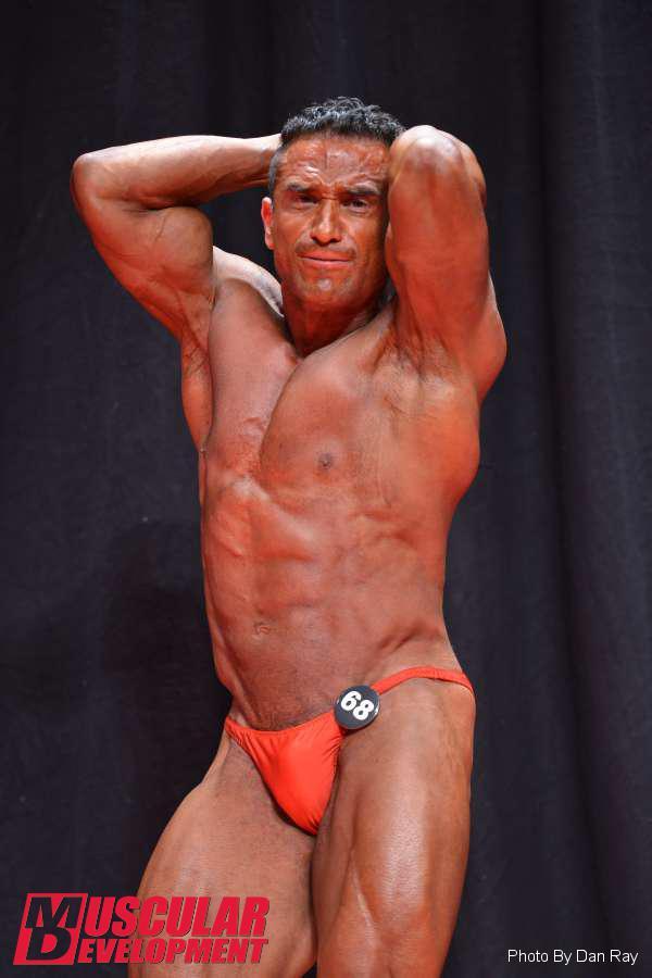 Daniel Rocha - 2015 NPC USA Championships