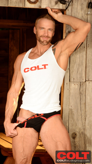 Colt Studios Dallas Steele