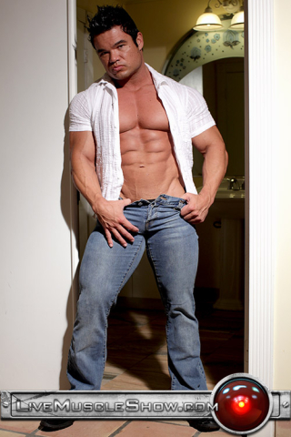 Live Muscle Show Hunter 03