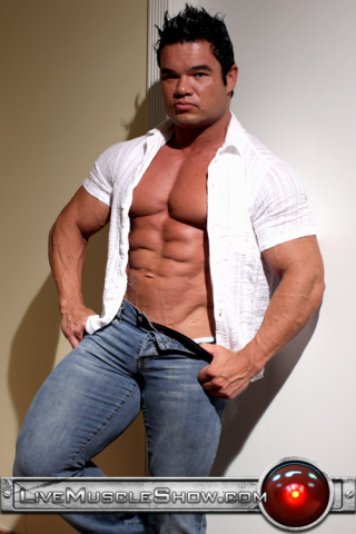 Live Muscle Show Hunter 04