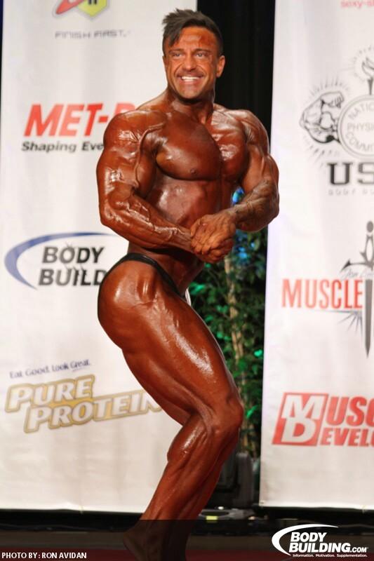 Hugo Silva - 2013 NPC Amateur Grand Prix Los Angeles