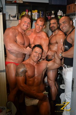 Jimmy Z Productions Johnny Bravo, Vince Ferelli, Otto Mann and Oscar Maxx