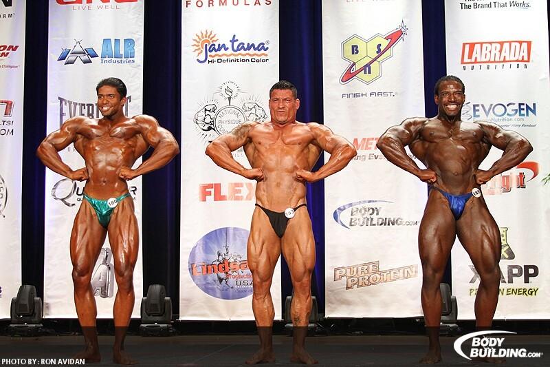 2011 NPC Los Angeles Bodybuilding Championships