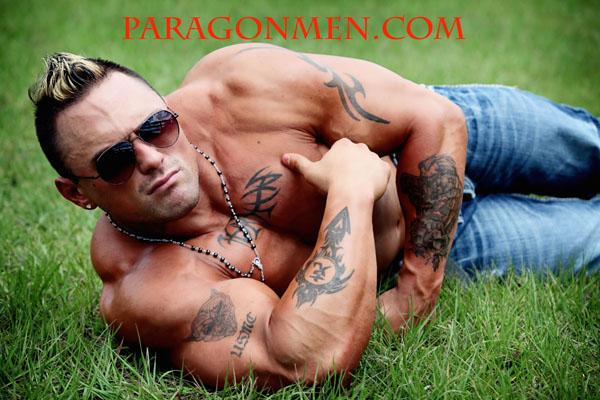 Paragon Men Jackson Gunn