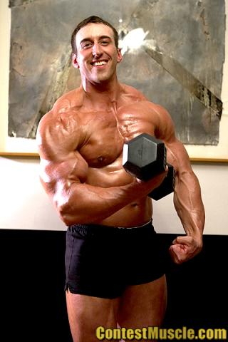 Contest Muscle Craig