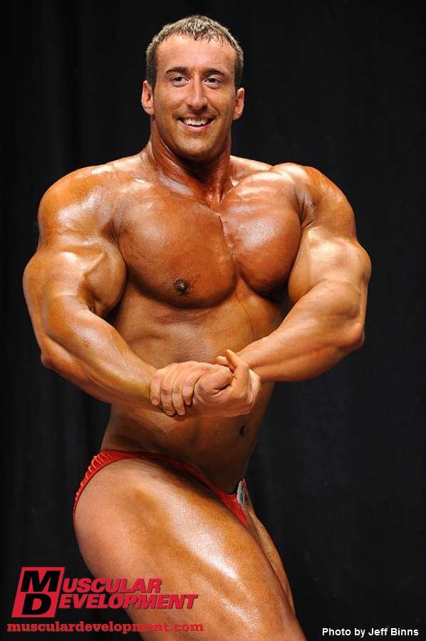 Craig Golias - 2010 NPC USA Championships