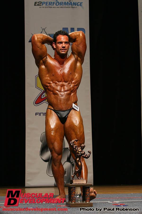 2009 NPC California State Championships