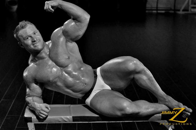 Gerard Dietrich Pumped-up Workout 101