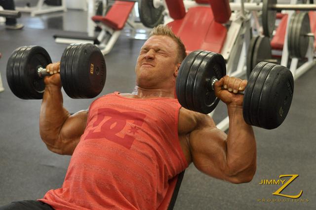 Gerard Dietrich Pumped-up Workout 003