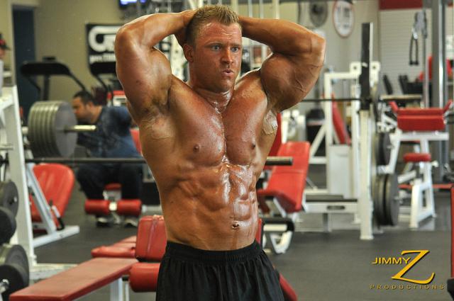 Gerard Dietrich Pumped-up Workout 035