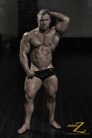 Gerard Dietrich Pumped-up Workout 116