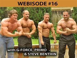 Contest Muscle Derek Duszynski