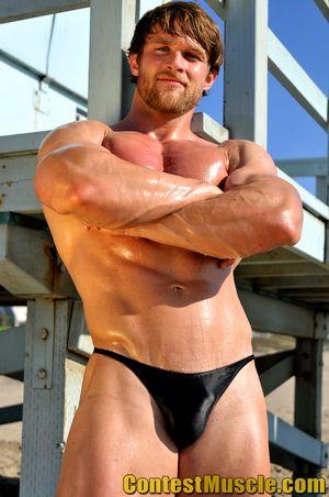 Contest Muscle Derek Duszynski 20