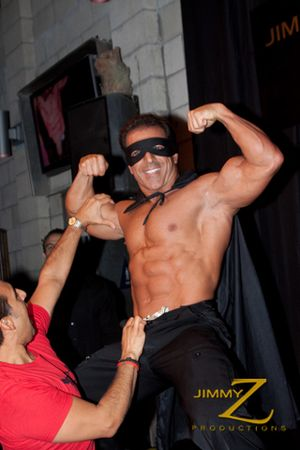 Bodybuilder Beautiful: Luke Powers