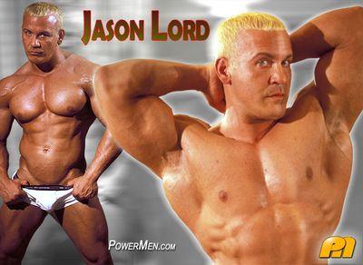 Powermen Jason Lord