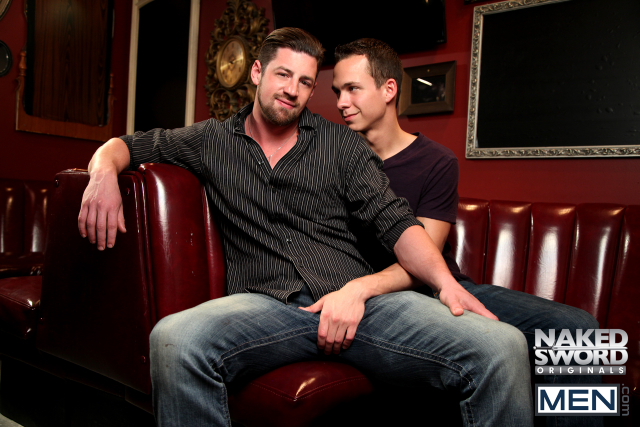Andrew Stark and Garrett Cooper