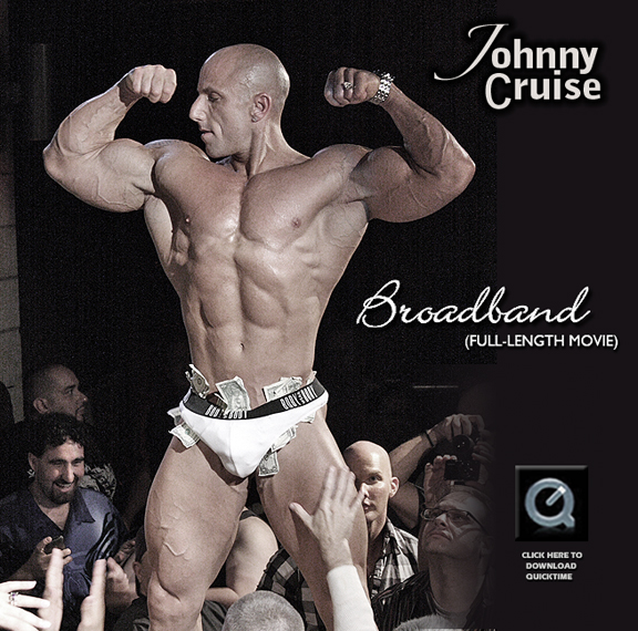 Jimmy Z Productions Johnny Cruise