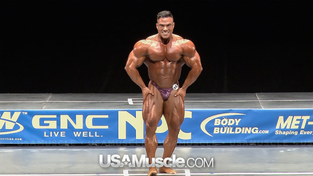 Alexey Gonzalez - 2013 NPC National Championships