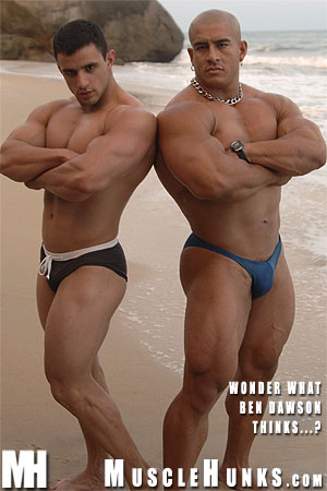 MuscleHunks Macho Nacho 56