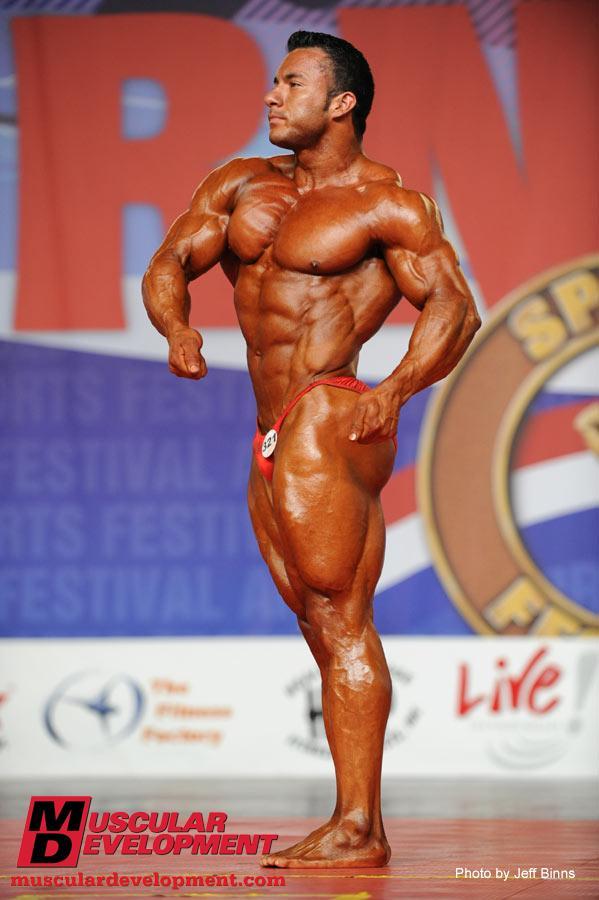 2010 Arnold Amateur