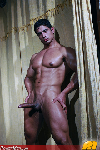 Powermen Pepe Mendoza
