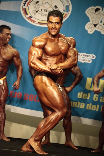 2012 IFBB South American Championships