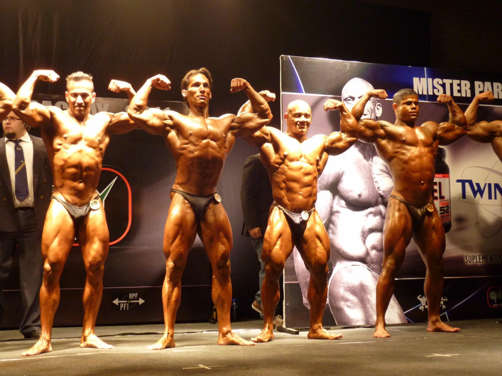 2011 Mister Paraguay