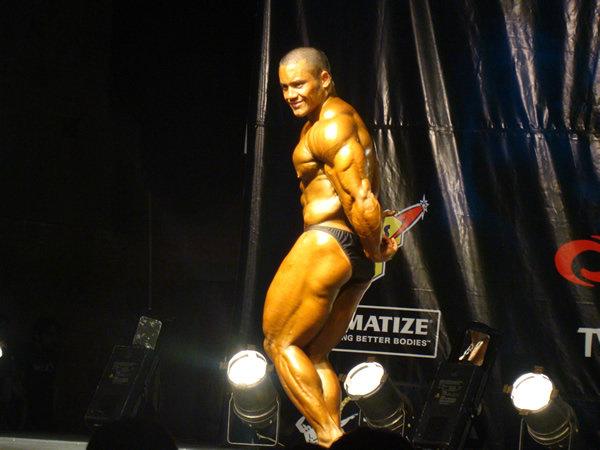 2010 Mister Paraguay