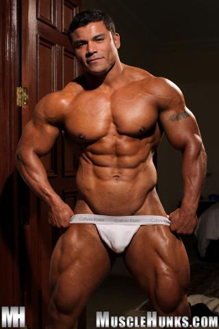 MuscleHunks Paulo Maneros