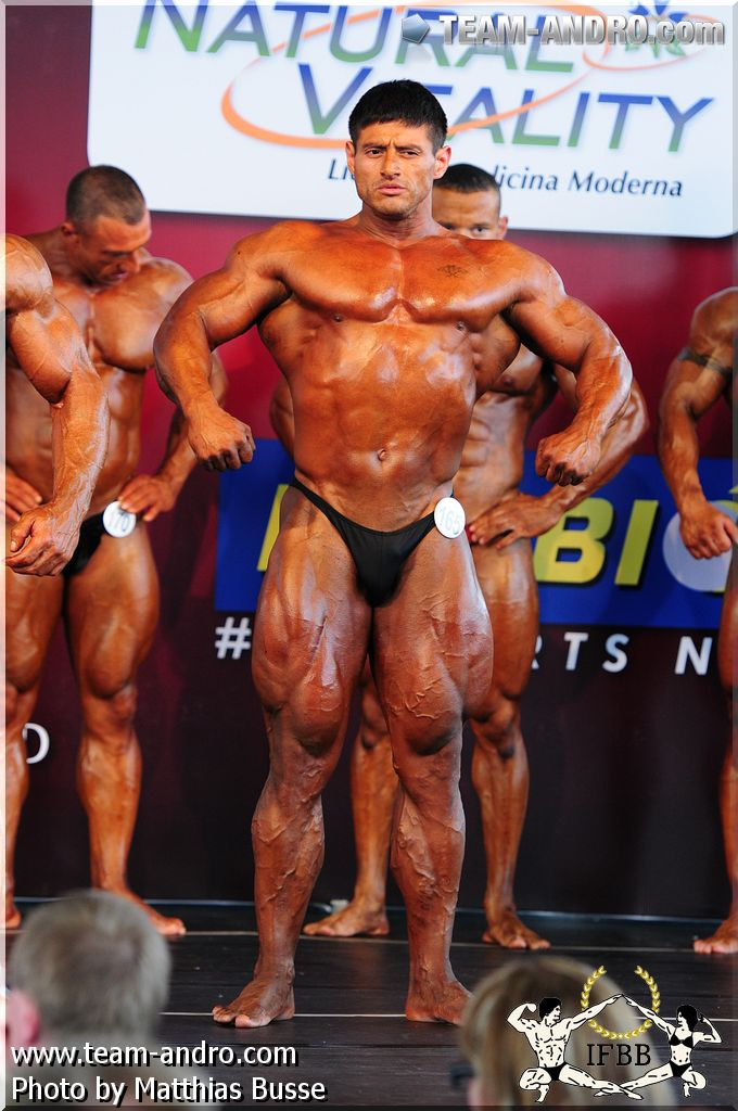 2012 World Men's Bodybuilding Amateur Championships