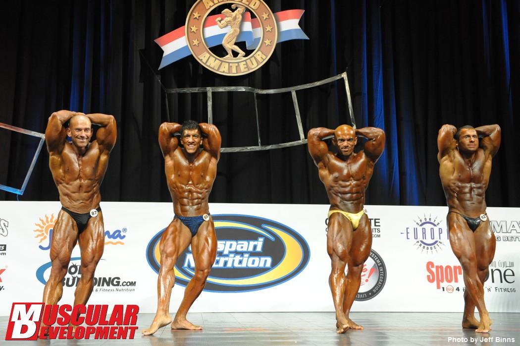2011 Arnold Amateur