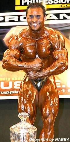 2005 NABBA Universe Championships