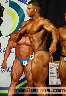 Jardel Barros - 2006 Mister Santos