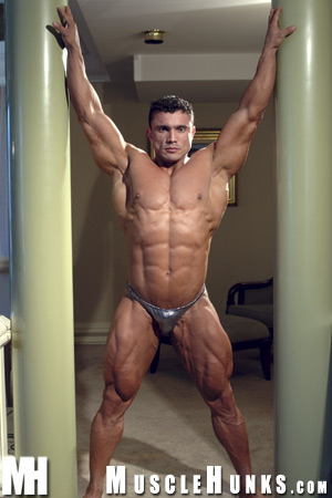 MuscleHunks Jeff Fleming